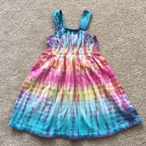 Flapdoodles Other - Adorable tie dyed sundress