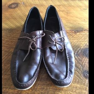 H By Hudson Other - Men's brown Hudson loafers