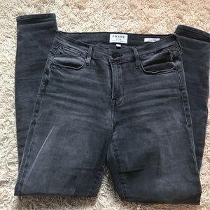 Frame Denim Denim - Frame denim Le High skinny jeans