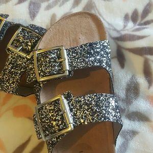 f0e169af4 Madden Girl Shoes - 🎊LAST ONE!!!🎊🎊 Madden Girl Glitter Birkenstock