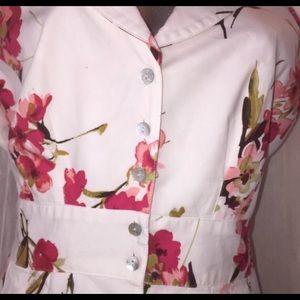 Jones New York Dresses & Skirts - Jones Floral Dress
