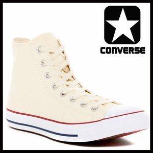 Converse Shoes - CONVERSE STYLISH CANVAS HI-TOPS SNEAKERS