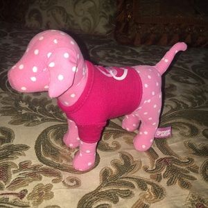 PINK Victoria's Secret Accessories - Limited Edition VS Pink Dog 🎀