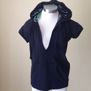 United Colors Of Benetton Tops - NWT United colors of Benetton fierce sparkle top