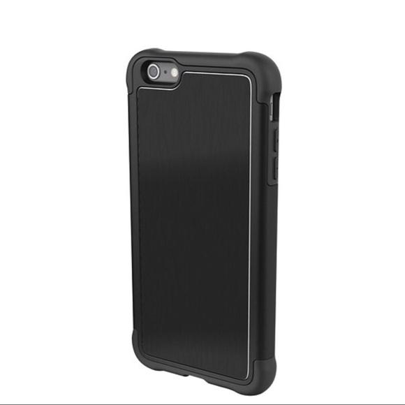 best service f9f91 51c8d Ballistic Tungsten Tough Case iPhone 6 Plus Black NWT