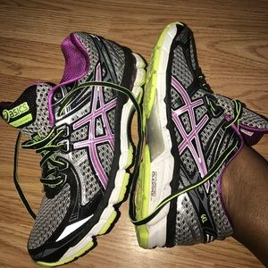 Asics Shoes - ASISCS GEL DYNAMIC DUOMAX RUNNERS