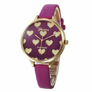 Geneva Platinum Accessories - NWT Geneva Platinum Gold Heart Quartz Analog Watch