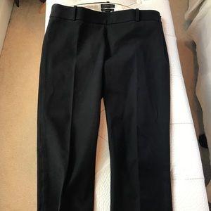 J Crew Minnie Pant in Black size 2