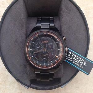 Citizen Other - NWT Citizen Eco-Drive Men's Wristwatch