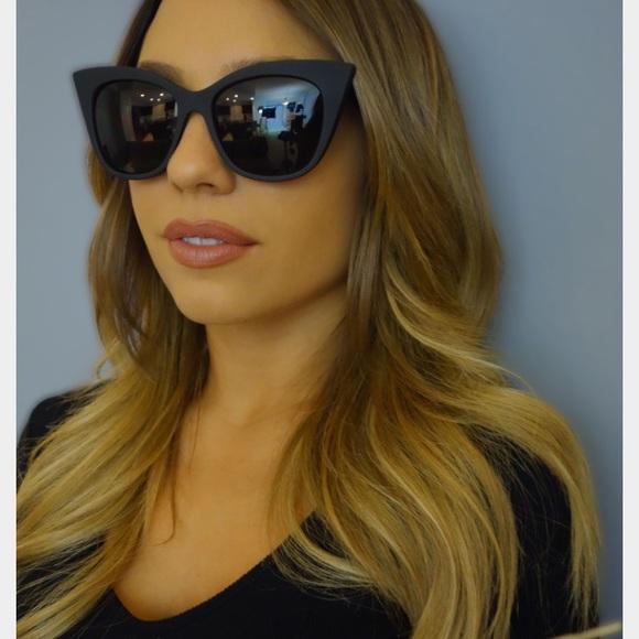 e10591d990 NWOT Quay Modern Love Black Smoke Sunglasses