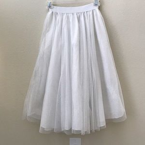 Zara Tutu Skirt