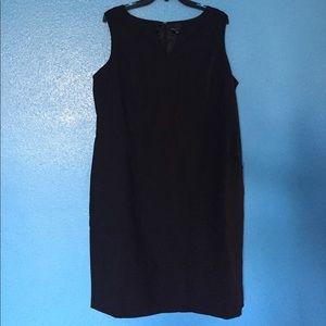 MYNT 1792 Dresses & Skirts - 18W black sheath dress