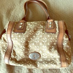 Fossil Handbags - Natural authentic Fossil Purse