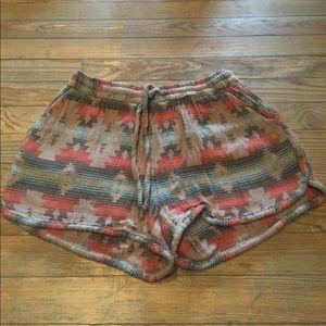 Jachs Pants - {NWOT} Tribal Print Shorts