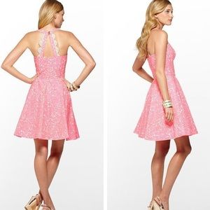 Lilly Pulitzer Dresses & Skirts - Lily Pulitzer • Cosmo hot pink Zo dress