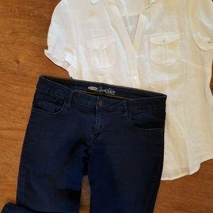 Old Navy Denim - Rockstar Skinny Jeans