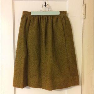 Vintage Skirts - Olivia Vintage Textured Skirt🍏