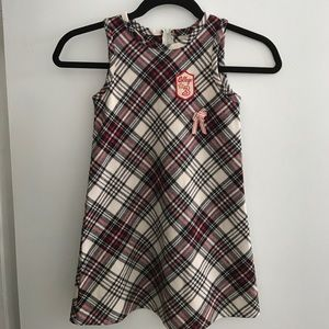Girls Plaid dress by United Colors of Benetton