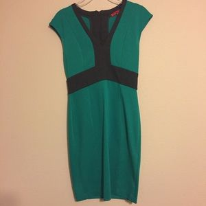 Narciso Rodriguez Dresses & Skirts - Green dress