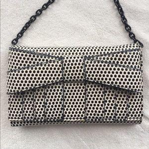 Z Spoke by Zac Posen Handbags - Adorable Cross-body Polka Dot Bag