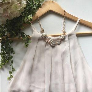 Lush Dresses & Skirts - Romantic Flowy Dress