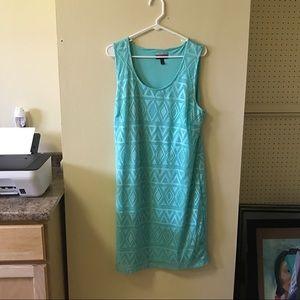 NWOT Allison Brittney Sleeveless Dress