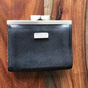 Bosca Handbags - Bosca Leather Coin Purse