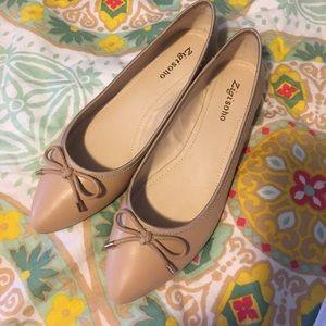 Zigi Soho Shoes - NWOT Zigi Soho flats