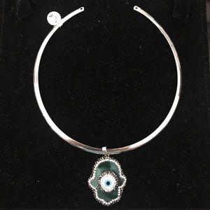 Jewelry - Druzy agate necklace