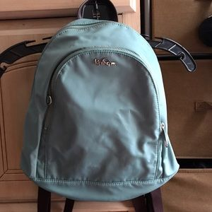 Small dome shaped fashion backpack