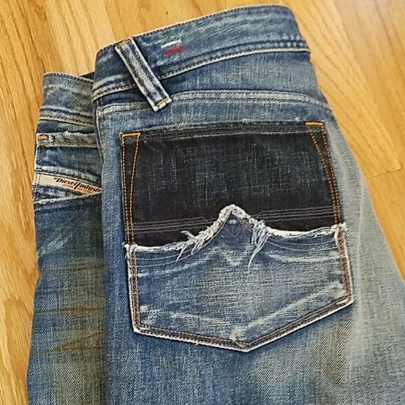 031bccfe2d Diesel Other - NWOT Diesel Zaf 796 Men s Jeans 34x32