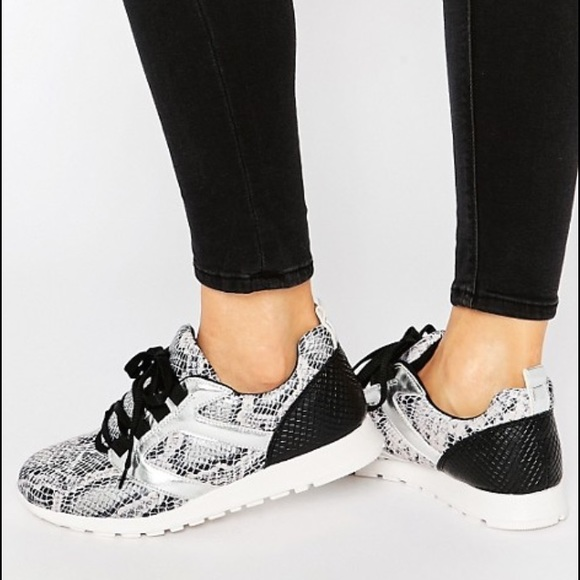 ASOS Dynasty Lace Up Sneaker