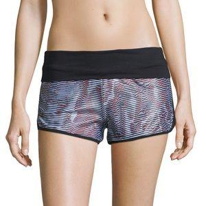 lululemon athletica Pants - NWT Koral Foldover Workout Shorts!