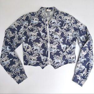 Roper Jackets & Blazers - Roper Western Jacket with horses D1