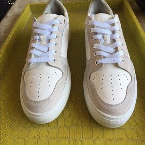 Ami Other - AMI leather sneakers