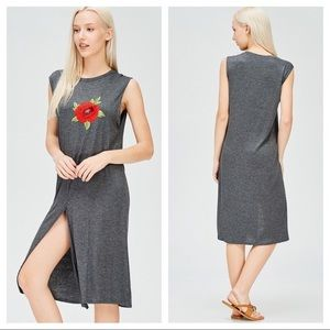 October Love Dresses & Skirts - Floral Stretchy Dress