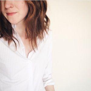 Zara Button-Up