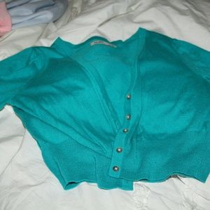 Crop Spring Sweater