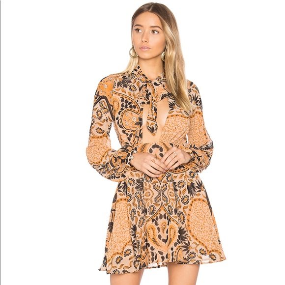 0a8e31cb95 For Love and Lemons Dresses | Elodi Dress Nwt | Poshmark
