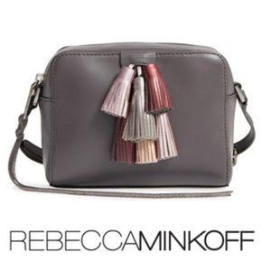 Rebecca Minkoff Handbags - Rebecca Minkoff Mini Sofia Leather Crossbody Bag