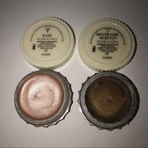 Benefit Other - Benefit Creaseless Cream Shadow Bundle