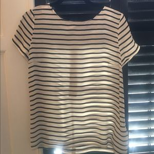 J.Crew 100% silk blouse