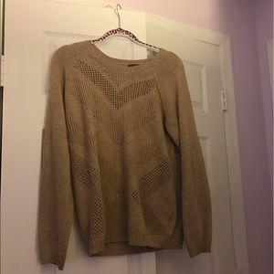 Market & Spruce Sweaters - Light Beige light/medium sweater.
