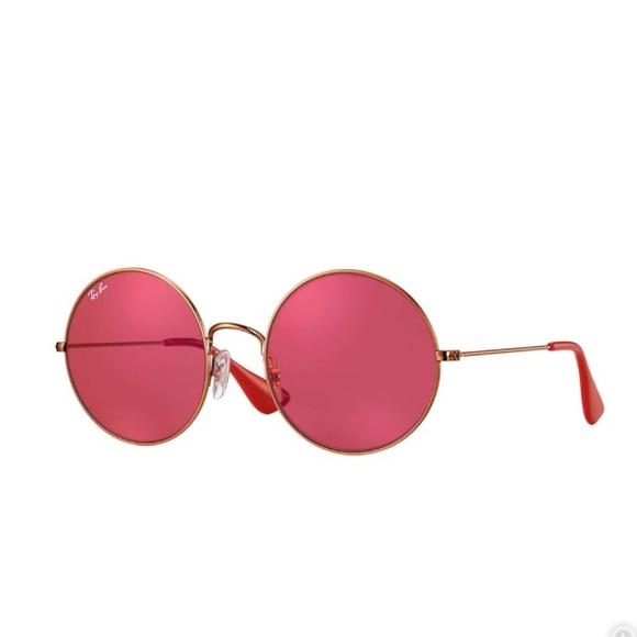 b3ab150f10d Ray Ban Ja-Jo Round Sunglasses! Brand new! M 58f294e713302a7abf02056d