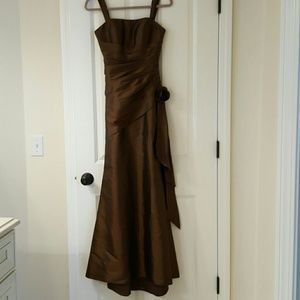 Mari Lee by Madeline Gardner Dresses & Skirts - Mermaid style prom/wedding  maxi dress