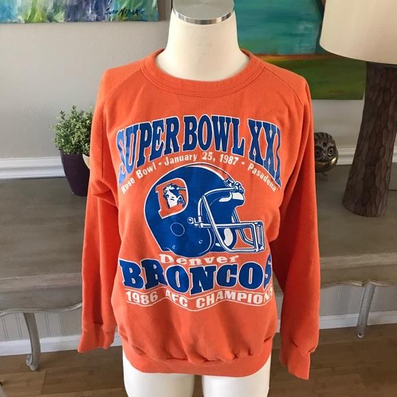 online store a1fb6 39b92 Vintage Denver Broncos sweatshirt