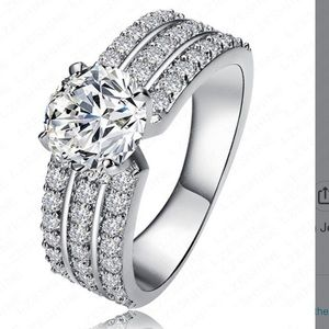 Jewelry - New 925 Engagement ring size 8