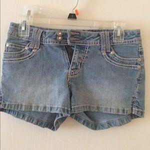 Angels Pants - Jean shorts
