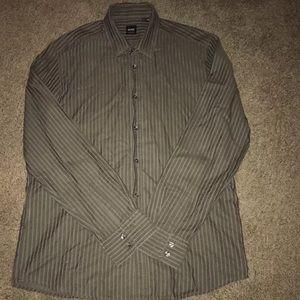 Hugo Boss Other - Hugo Boss regular fit XL men's dress shirt