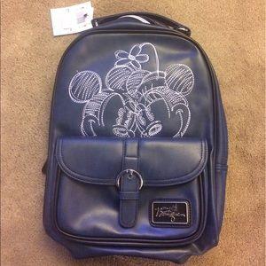 Disney Minnie & Mickey Mini Backpack